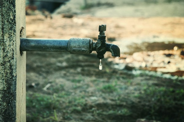 India, drought, water recycling