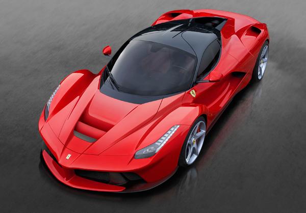image via Ferrari