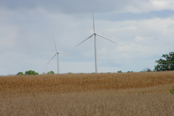 Michigan wind farm
