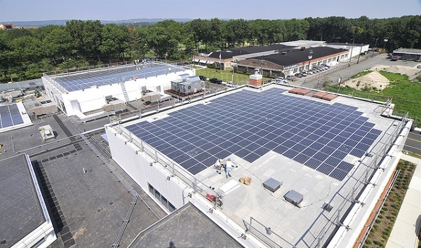 new jersey solar power