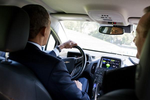 obama alternative energy vehicles