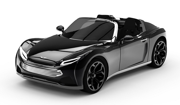 Pariss Roadster EV Prototype 2013