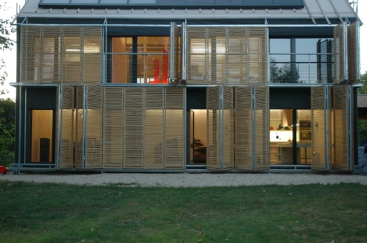 Bamboo House A