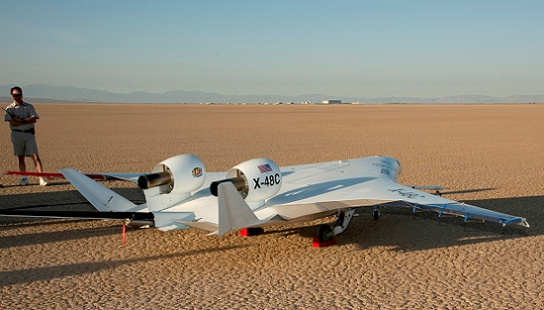 NASA Boeing X-48C