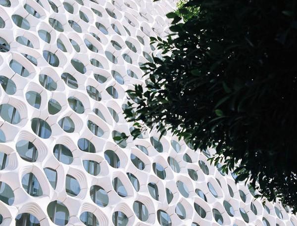 Prosolve modular facade