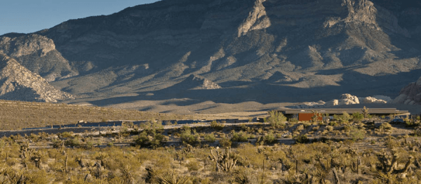 Red Rock Visitor Center