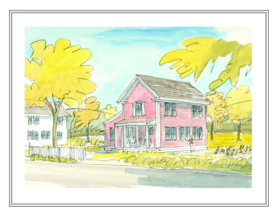 Vermont Habitat Passive House