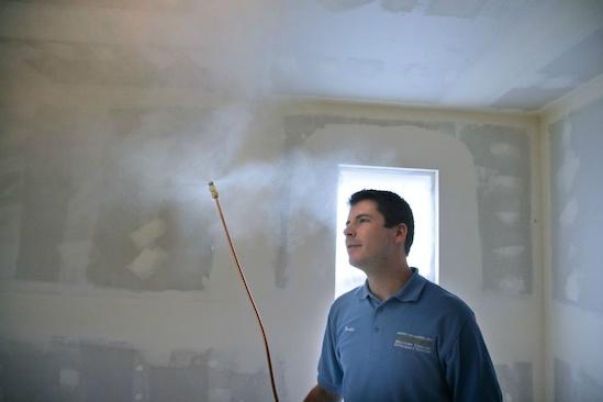 Sealant nozzles