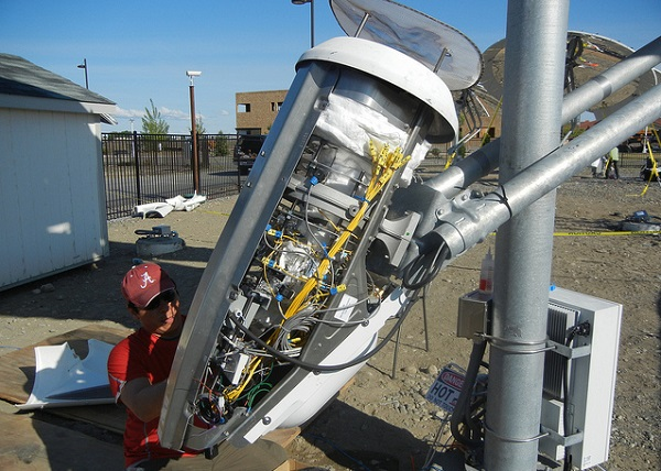 solar natural gas