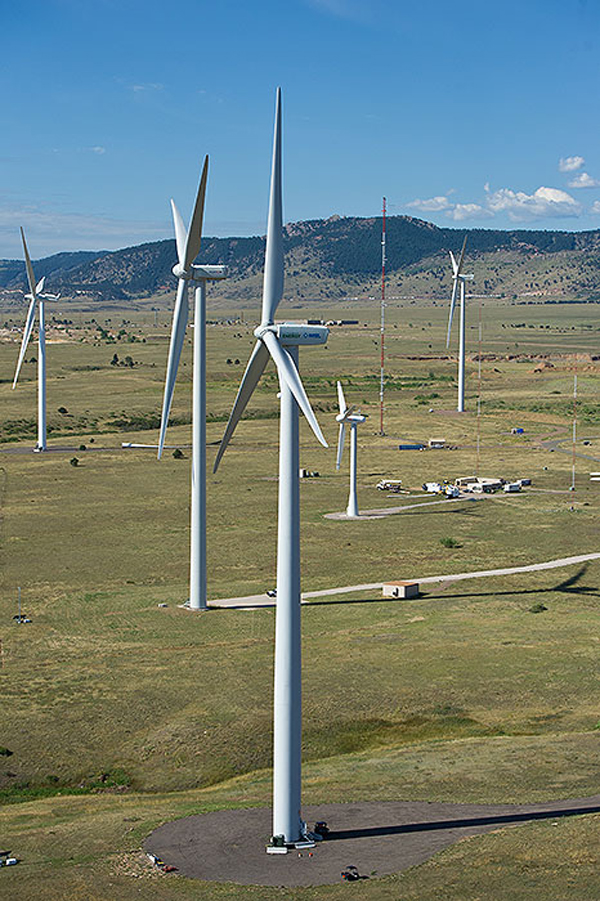 NREL Wind Center