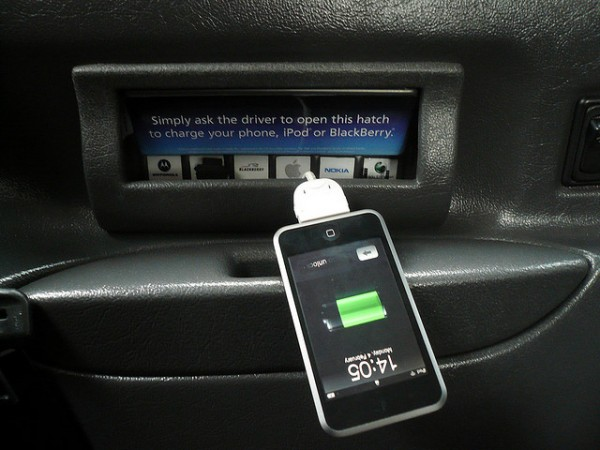 taxi phone charger
