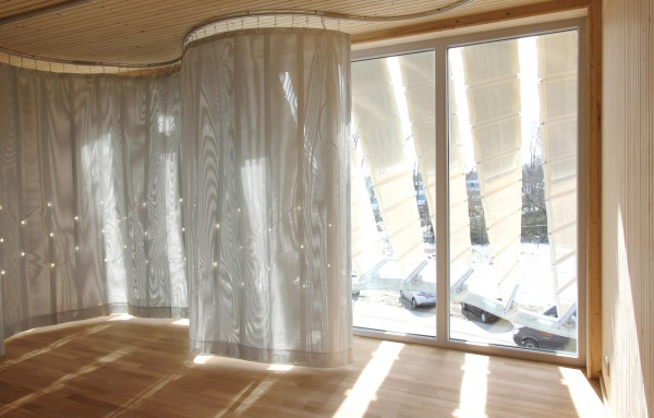 Soft House curtains