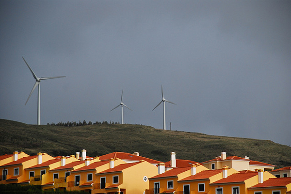 Wind power in Portugal