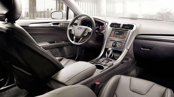 Ford Fusion 2013 interior