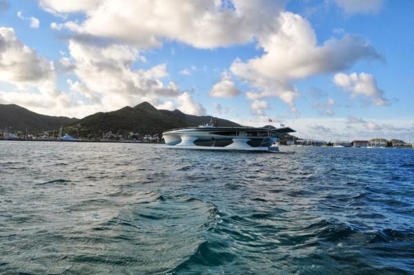 PlanetSolar Boat Sets World Record