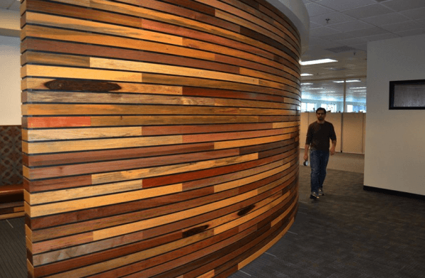 Oregon reclaimed wood company shows recycling at its best for Reclaimed wood oregon