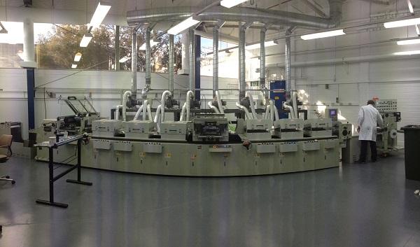 solar printing