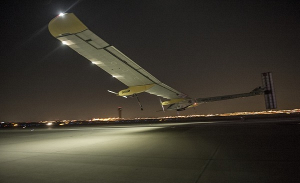 solar impulse dallas
