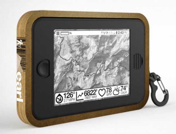 earl backcountry solar tablet