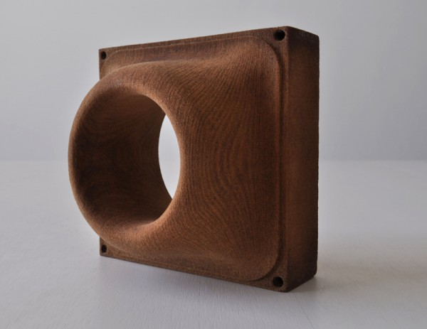 emerging objects 3D printed wood