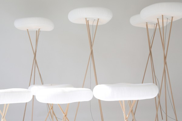 molo cloud softlight LED lamps