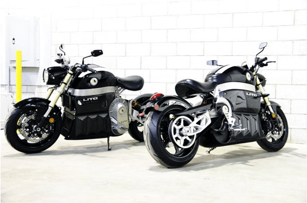 Sora e-Motorcycle