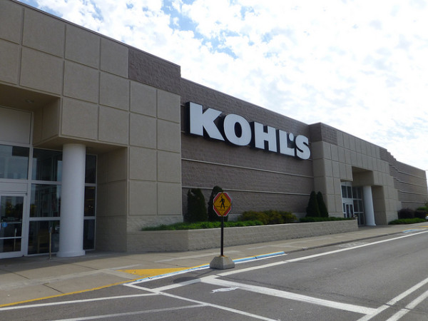 Kohl's department stores made a 7 percent reduction in energy use at more than 1,000 stores nationwide. Image by Fan of Retail via Flickr.