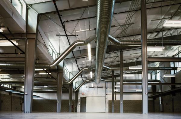 Jess Jackson Sustainable Winery Building Interior