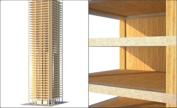 SOM timber tower
