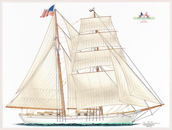 image via Educational Tall Ship