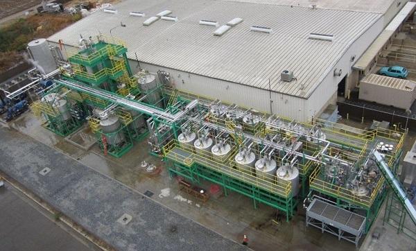 california biofuels