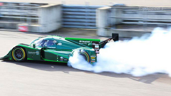 image via Drayson Racing