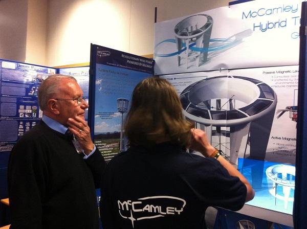mccamley hybrid wind-solar