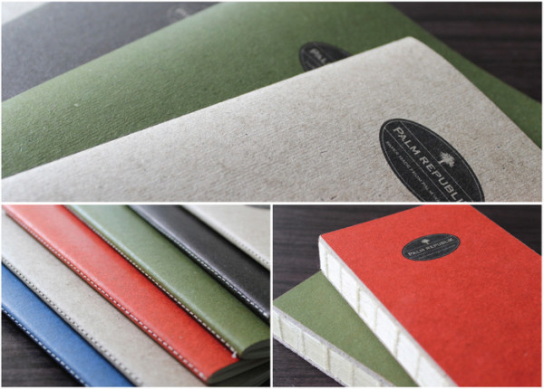 palm republik notebooks