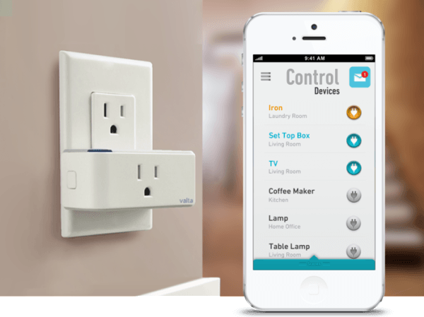 valta smart power outlet
