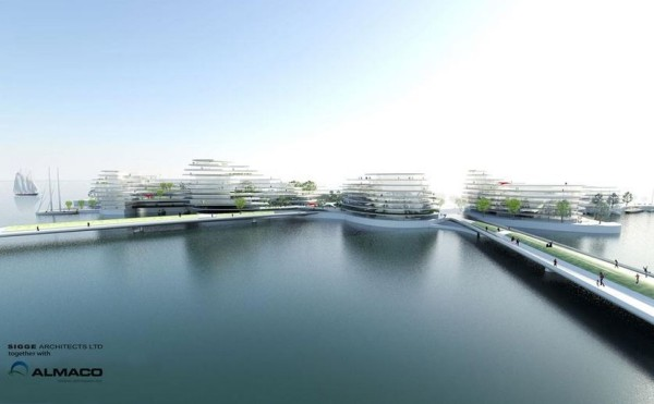 world cup qatar sigge floating hotel
