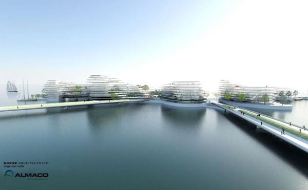 world cup qatar sigge floating hotel