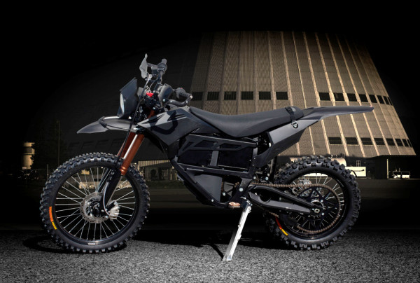 image via Zero Motorcycles