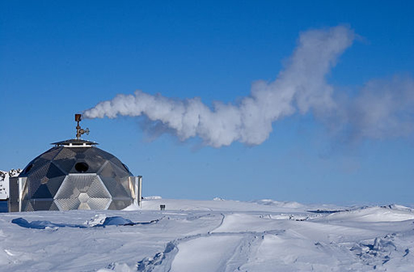 A geothermal borehole house: Subterranean hot water heats 90% of Reykjavik's homes. (image credit: Lydur Skulason from Iceland via Wikimedia Commons)