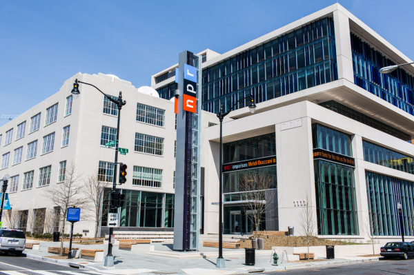 NPR LEED Headquarters