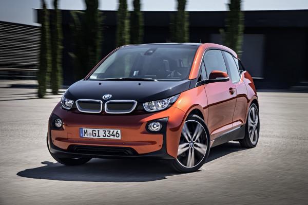 BMW i3 (image via BMW)