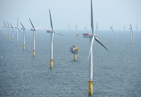 uk offshore wind power