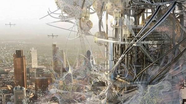Synth[e]tech[e]cology BT Tower