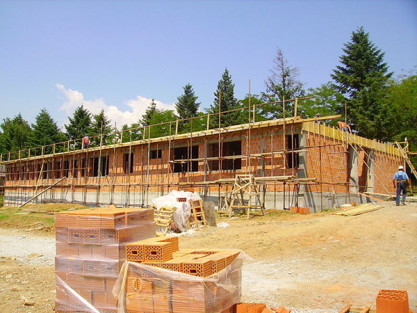 building construction, energy efficiency