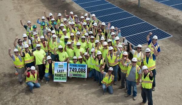 sunpower california valley solar ranch