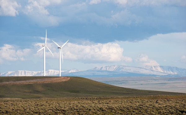 new mexico wind farm