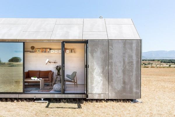 Abaton, pre-fab, tiny house