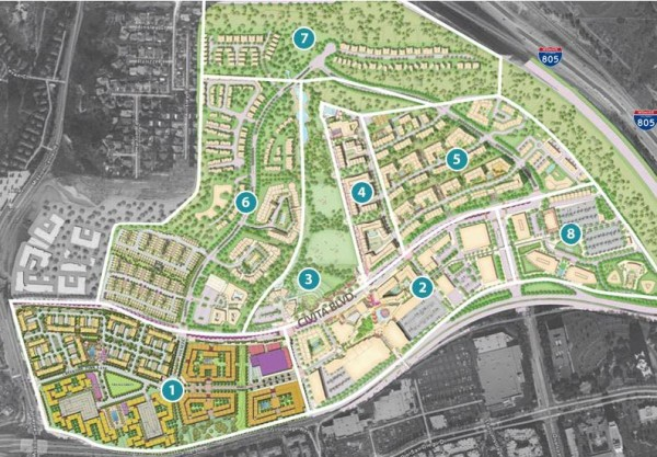 Civita Mission Valley Development