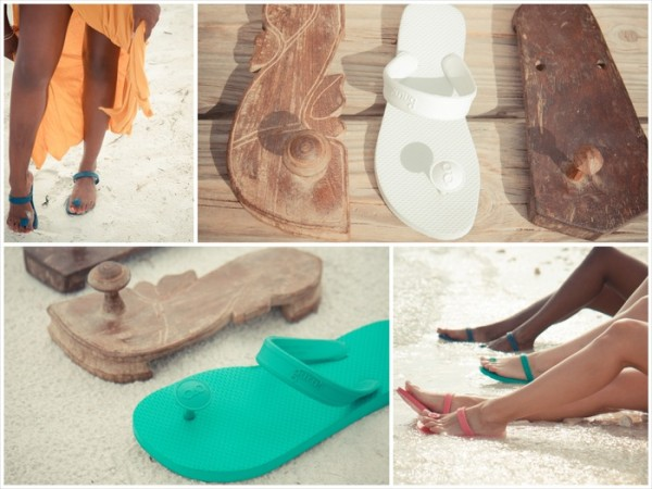 Guru Natural Rubber Sandals