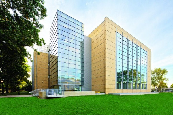 Lehman Science Hall LEED Platinum 1